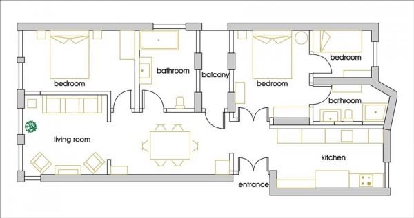 petraki floor plan