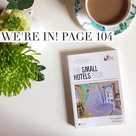 The Small Hotels Book
